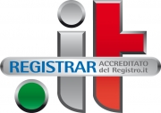 Registrar accreditato  del Registro.it