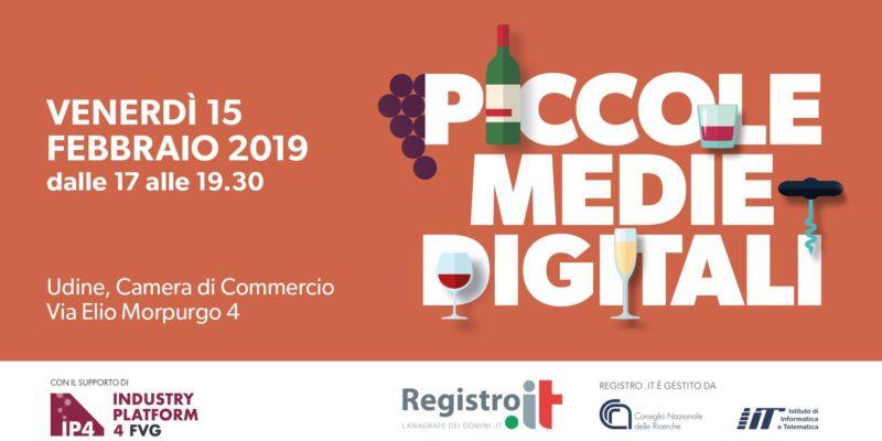 Piccole Medie Digitali, Udine